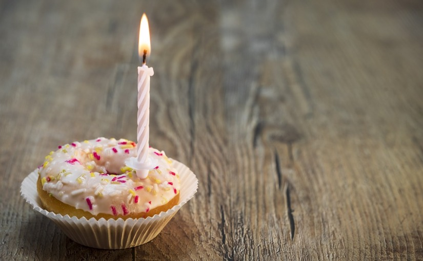 Brun & Dansk fylder 1 år idag!